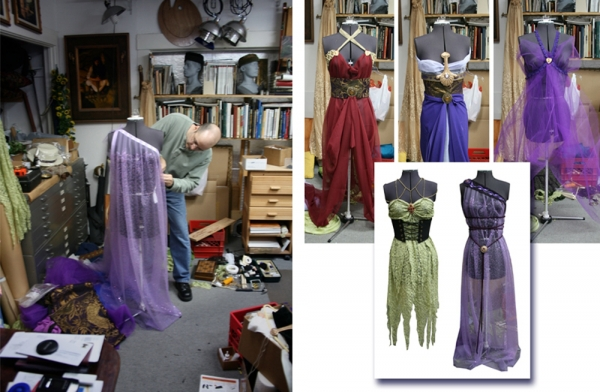 Making Costumes